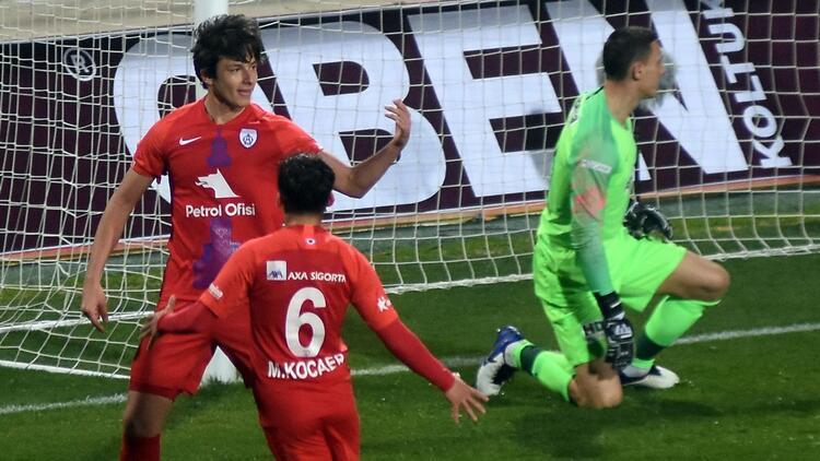 Altınordu, TFF 1. Lig'de play-off'a kalmak için kazanmak zorunda