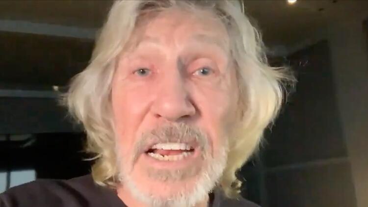 Dünyaca ünlü sanatçı Roger Waters, İsrail'i 'Apartheid devlet' olarak niteledi