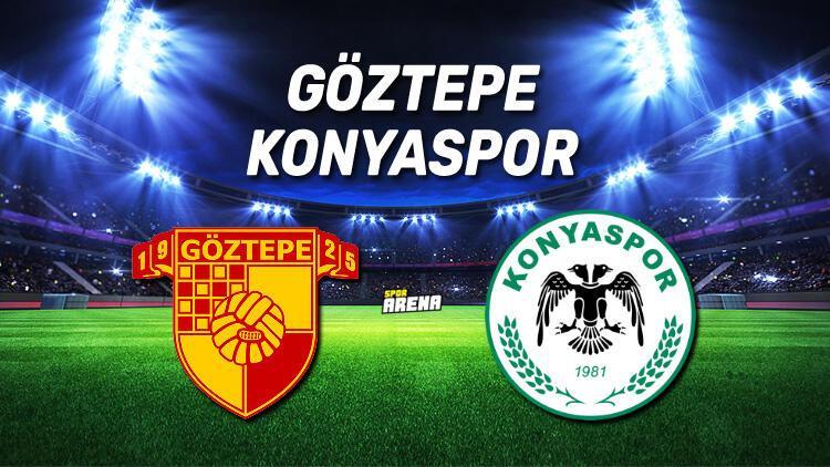 Göztepe Konyaspor maçı saat kaçta, hangi kanalda?