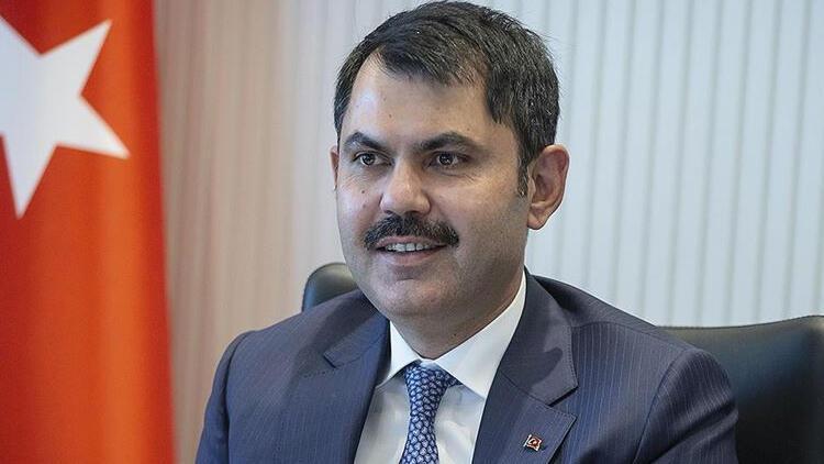 Bakan Kurum, Kana İstanbul Projesi'nin yaz aylarında başlayacağını açıkladı