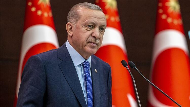 Cumhurbaşkanı Erdoğan'dan İsrail'in Mescid-i Aksa saldırısına kınama!