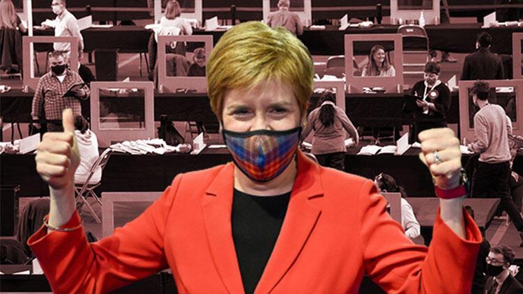 Son dakika: İskoçya'da parlamento seçim sonuçları belli oldu!