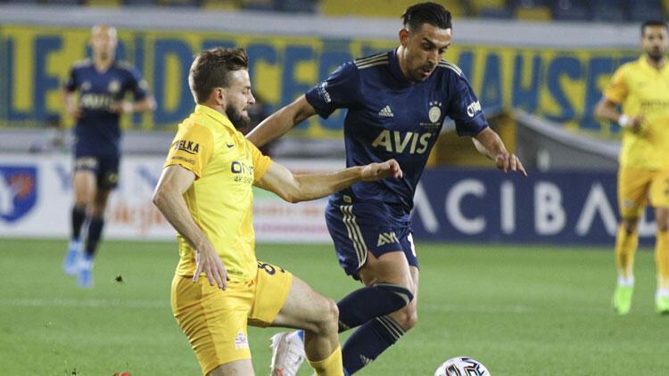 Ankaragücü 1-2 Fenerbahçe (Maç özeti ve goller)