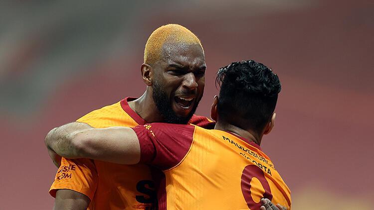 Galatasaray'da Babel'den flaş Beşiktaş yorumu! 'İzin veremezdik'