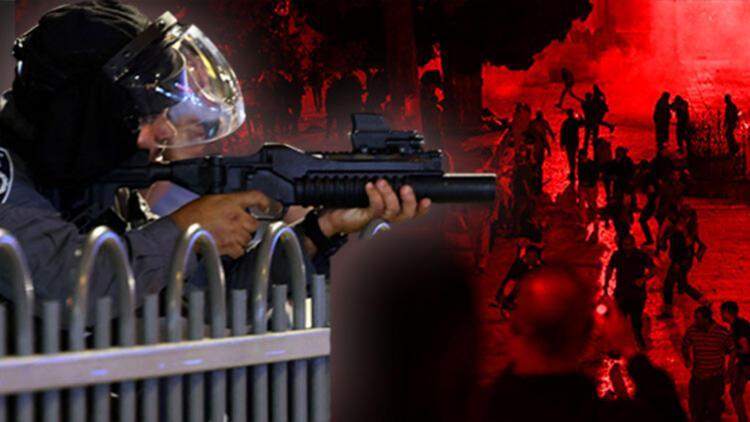 İsrail'in saldırıları devam ediyor! Ortalık savaş alanına döndü