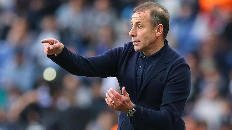 Trabzonspor'da Abdullah Avcı'dan gelecek planlaması hakkında açıklama
