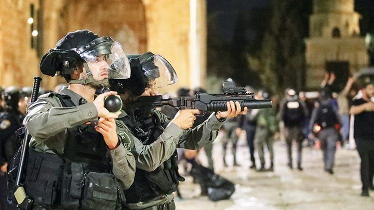 Kudüs zulmüne büyük tepki