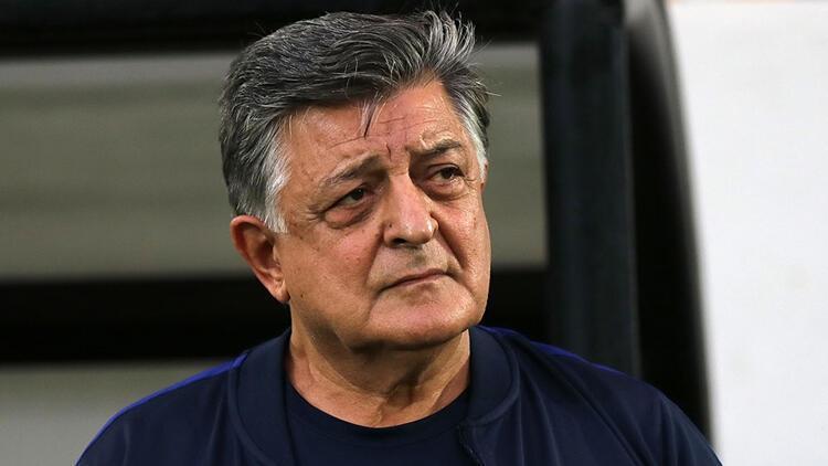 Erzurumspor'da Yılmaz Vural'dan mağlubiyet sözleri