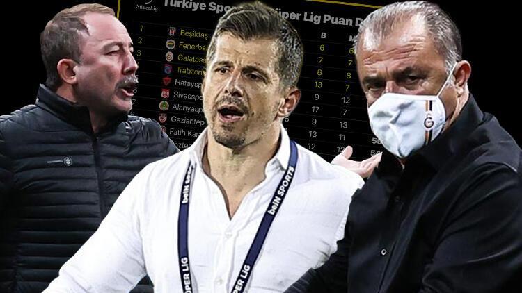 Son Dakika: Şampiyonluk üçlü averaja kalırsa! Beşiktaş, Fenerbahçe, Galatasaray...