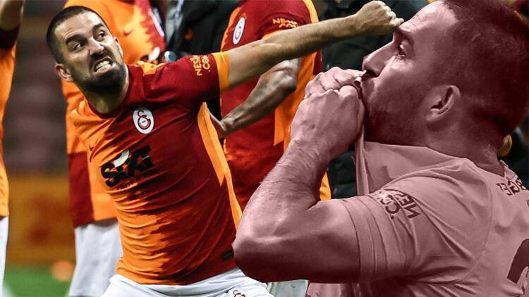 Galatasaray-Beşiktaş maçı sonrası Arda Turan: Benim evimde olmaz
