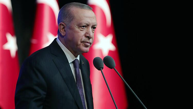 Son dakika: Cumhurbaşkanı Erdoğan'dan AB mesajı