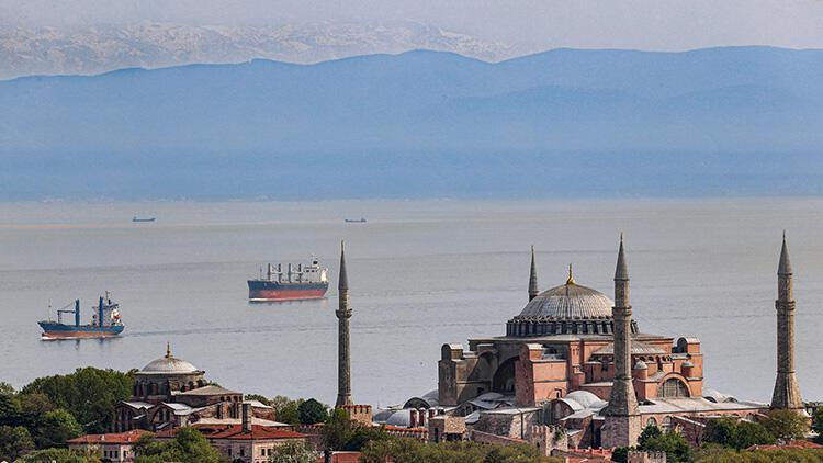 İstanbul'dan Uludağ bir yıl sonra yine görüldü