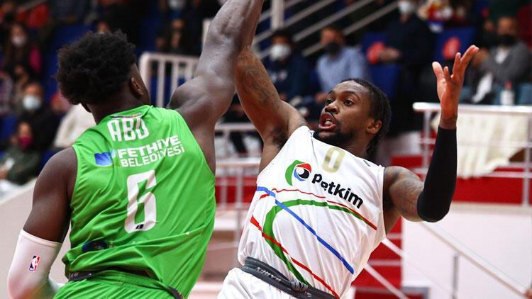ING Basketbol Süper Ligi'nden düşecek ikinci ekip yarın belli olacak