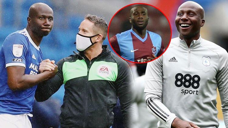 Trabzonspor'un eski futbolcusu Sol Bamba, kanseri yenip ilk maçına çıktı!