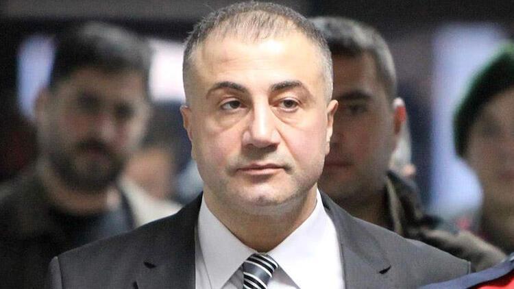 Son dakika haberi...  İçişleri Bakanlığı'ndan Sedat Peker açıklaması: Organize suç faaliyetleri tespit edilmiştir