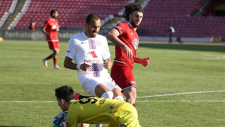 Son Dakika: TFF 1. Lig'de son play-off bileti Altınordu'nun! Altay ve İstanbulspor ve Altay yerini korudu