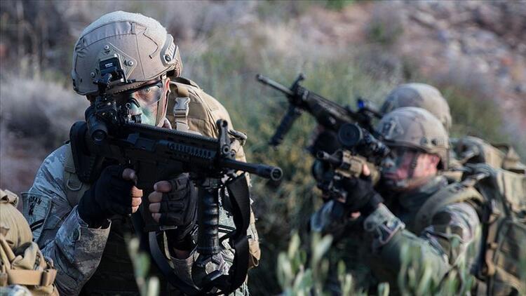 Bakanlık açıkladı! 3 PKK'lı terörist etkisiz hale getirildi