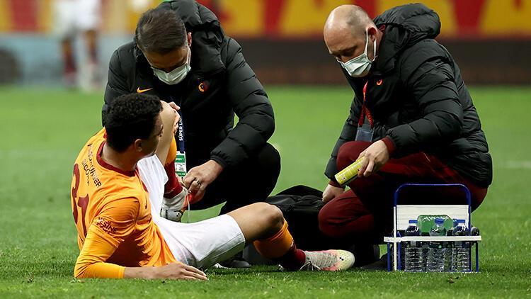 Son Dakika: Galatasaray'dan Mostafa Mohamed'in sakatlığı için açıklama! Sezonu kapattı