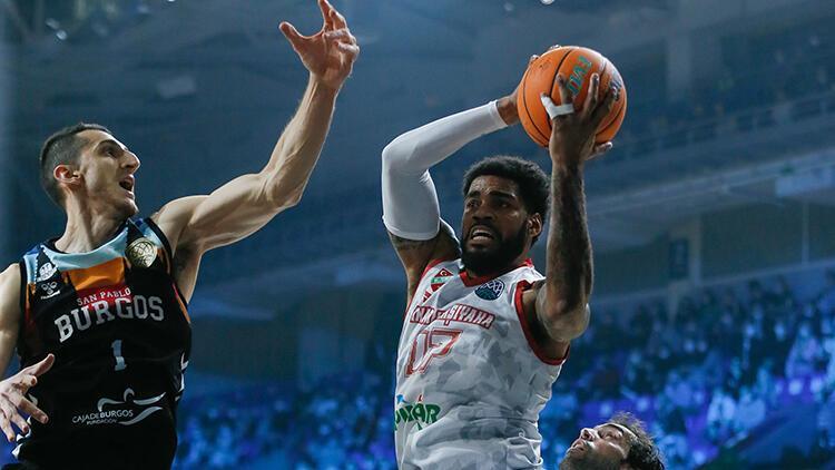 Pınar Karşıyaka sonunu getiremedi, FIBA Şampiyonlar Ligi'ni San Pablo Burgos kazandı