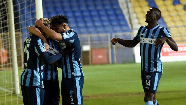 Menemenspor 1-4 Adana Demirspor / Maçın özeti ve golleri