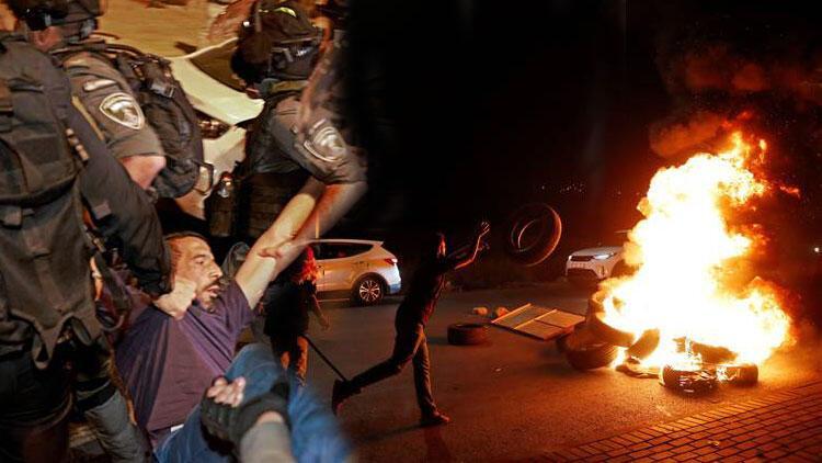 İsrail'in zulmü devam ediyor!