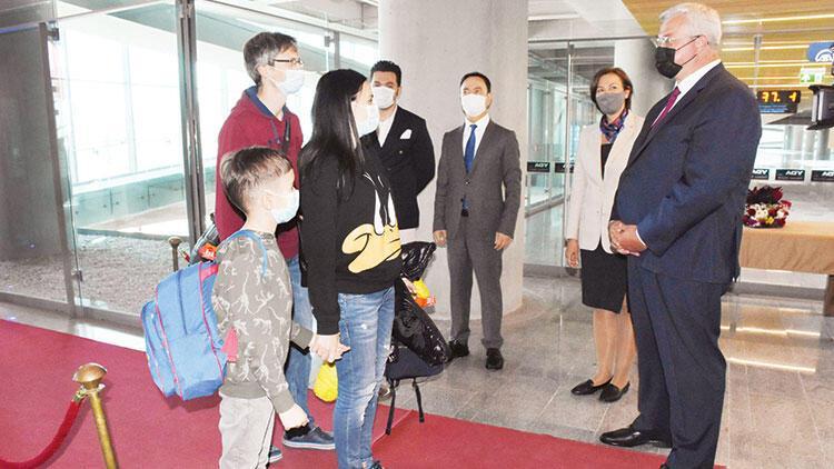 Ukrayna Büyükelçisi'nden güvenli turizm turu
