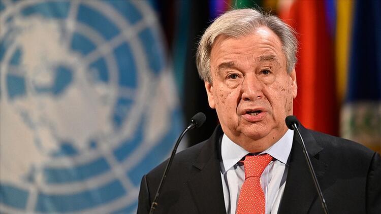 BM Genel Sekreteri Guterres'ten İsrail'e işgali altındaki Filistin'de yıkım ve tahliyeleri durdurması çağrısı