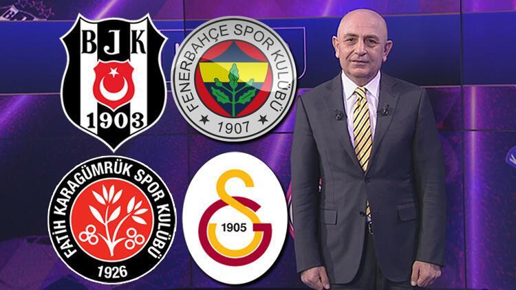 Beşiktaş maçı öncesi Süleyman Hurma: 'Kötü niyetliler Fenerbahçe'den teşvik aldı diyecek ama...'