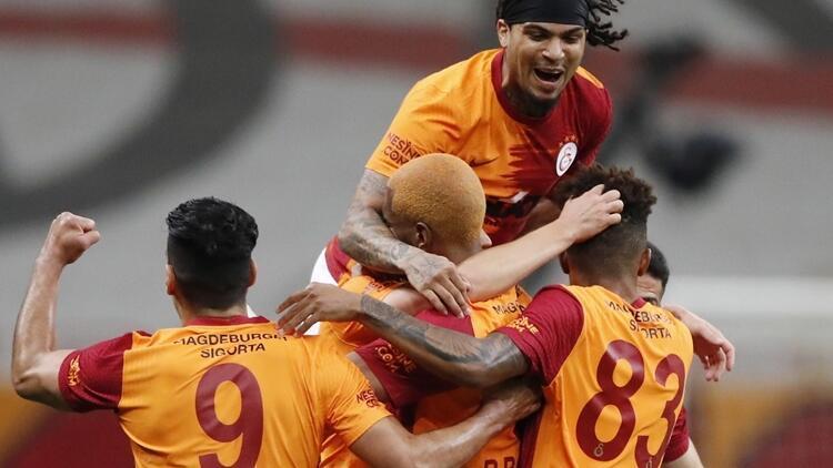 Son 7 maçını kaybetmeyen Galatasaray, Denizli deplasmanında