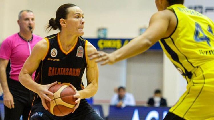 KBSL final serisi üçüncü maçında yarın, Galatasaray'ın konuğu Fenerbahçe olacak