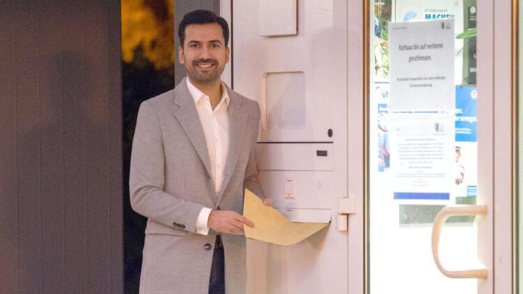 Sandhausen belediye başkanlığına Hakan Güneş seçildi