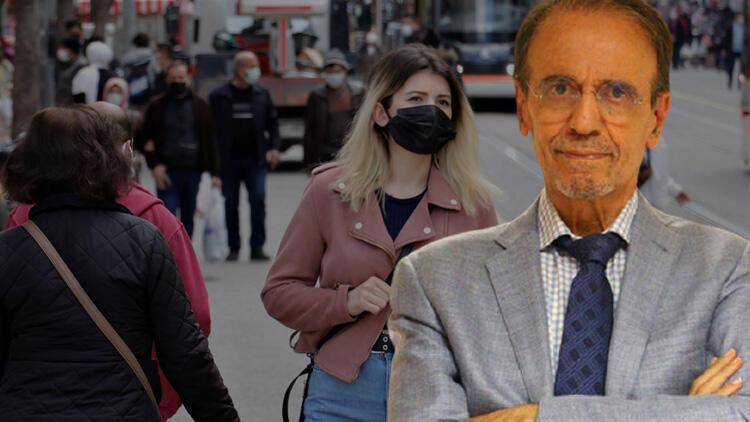 'Azalmada hızlanma bekliyoruz' diyen Prof. Dr. Mehmet Ceyhan: '5 binin altına da inilebilir'