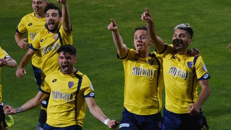 Misli.com 3. Lig'de play-off çeyrek finali oynanan 3 rövanş maçıyla sona erdi
