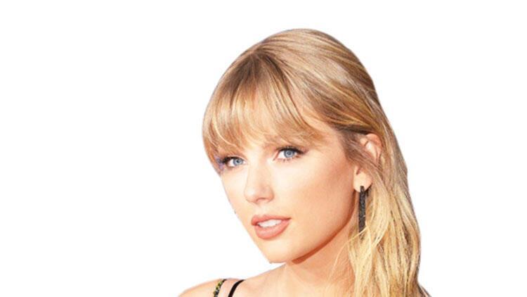 Küresel ikon Taylor Swift