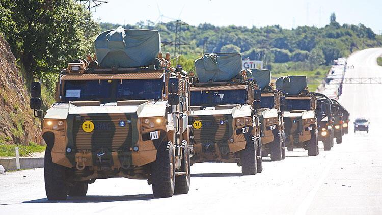 Türk askeri Romanya yolunda