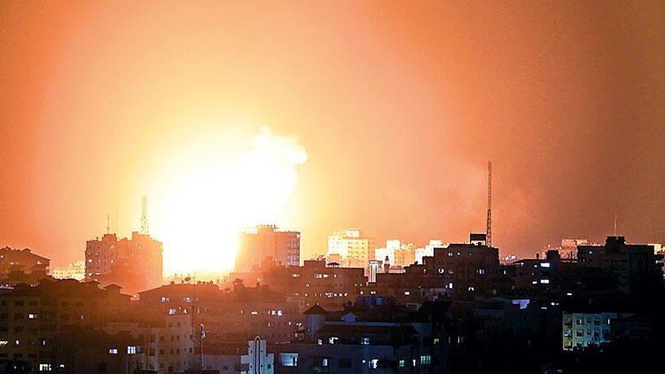 İsrail'den katliam: 20 ölü 9'u çocuk