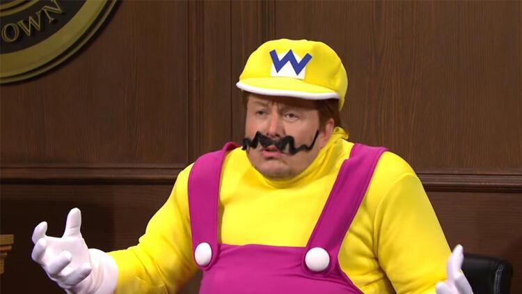 Elon Musk, Saturday Night Live programına Wario olarak katıldı
