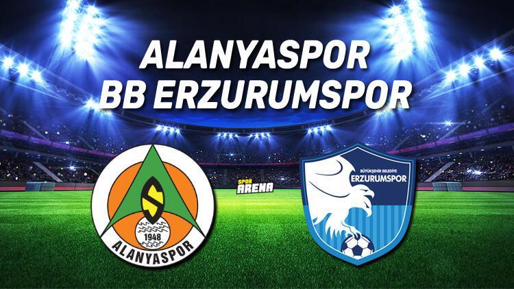 Alanyaspor BB Erzurumspor maçı saat kaçta, hangi kanalda?