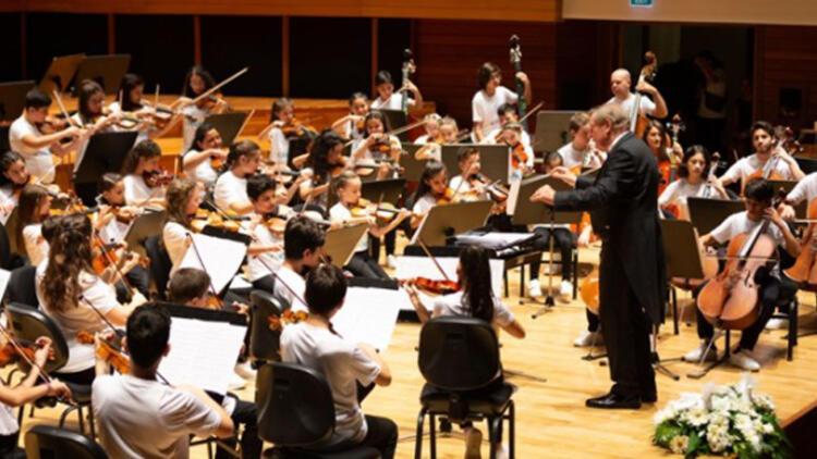 Hedefimiz gençlik orkestrası da kurmak