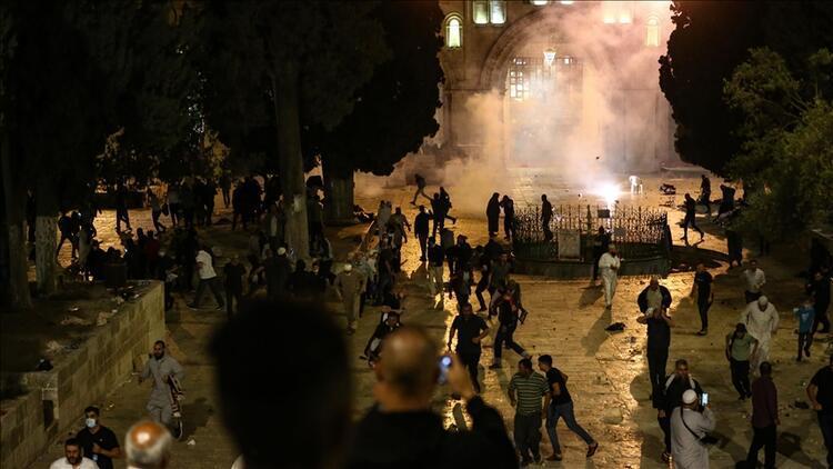 KKTC Cumhurbaşkanı Tatar ve Başbakan Saner, İsrail'in Filistinlilere yönelik saldırılarını kınadı