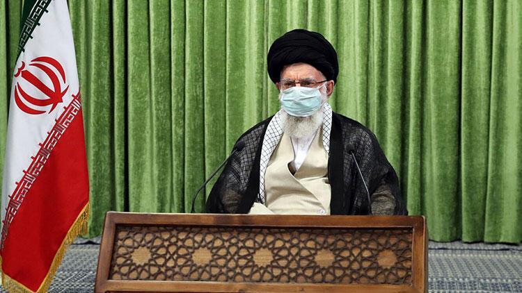 İran lideri Hamaney: 'Siyonistlerin vahşi ve zalimce cinayetlerini kınamak ve buna karşı tavır almak herkesin görevidir'