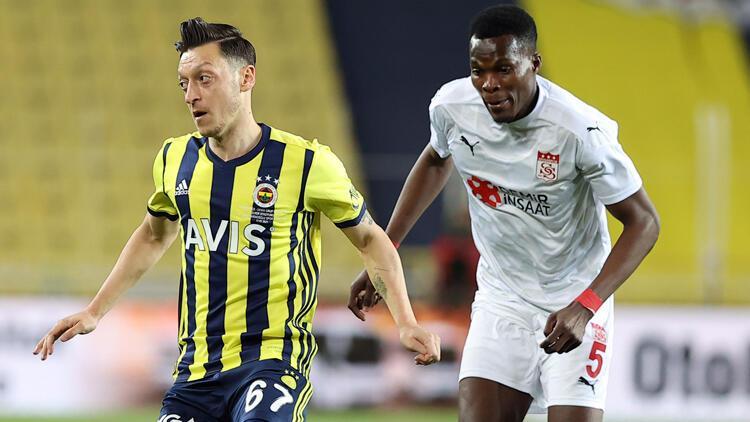 Fenerbahçe 1-2 Sivasspor / Maç özeti