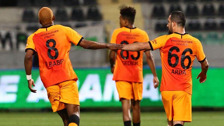 Denizlispor 1-4 Galatasaray (Maçın özeti ve goller)