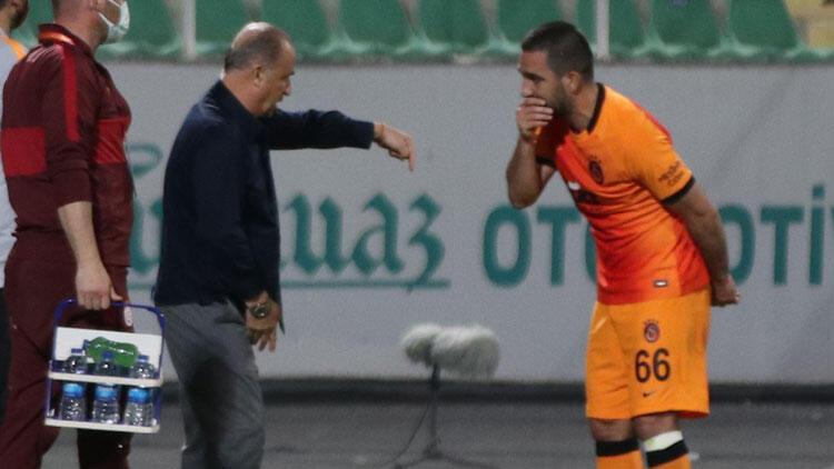 Son dakika: Galatasaray'da Arda Turan, Fatih Terim ile konuşmasını anlattı