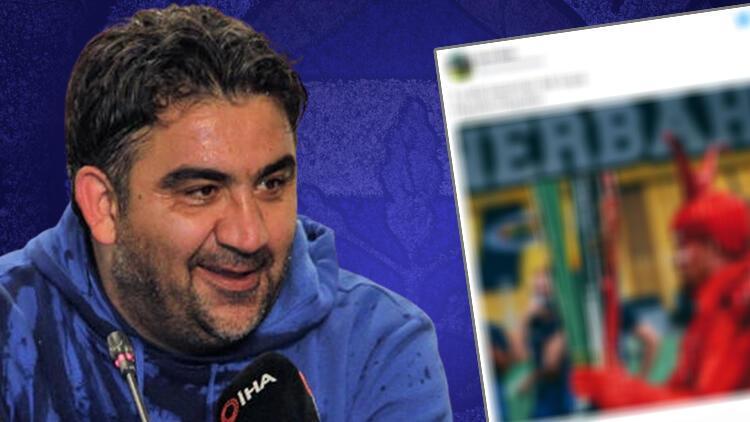 Ümit Özat'tan olay Fenerbahçe paylaşımı! Ali Koç yönetimini eleştirdi...