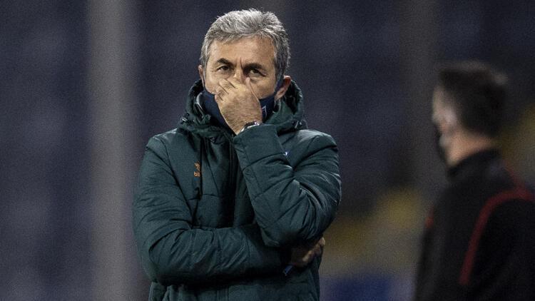 Aykut Kocaman'dan beraberlik yorumu