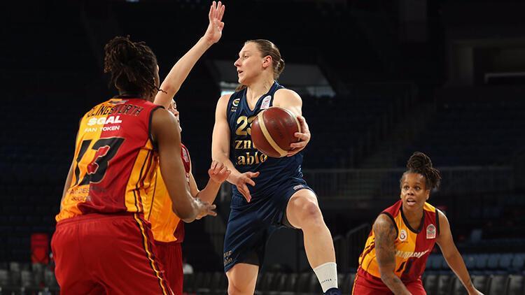 Kadın basketbolunun adı Fenerbahçe