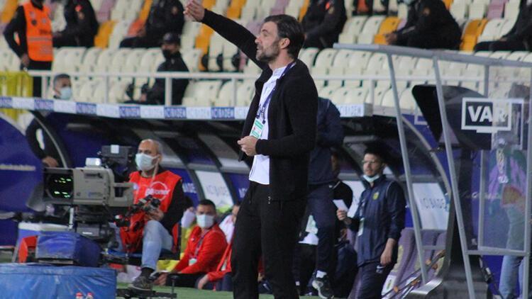 """Ömer Erdoğan son haftadan umutlu: """"Sivasspor'un puan kaybını bekleyeceğiz"""""""