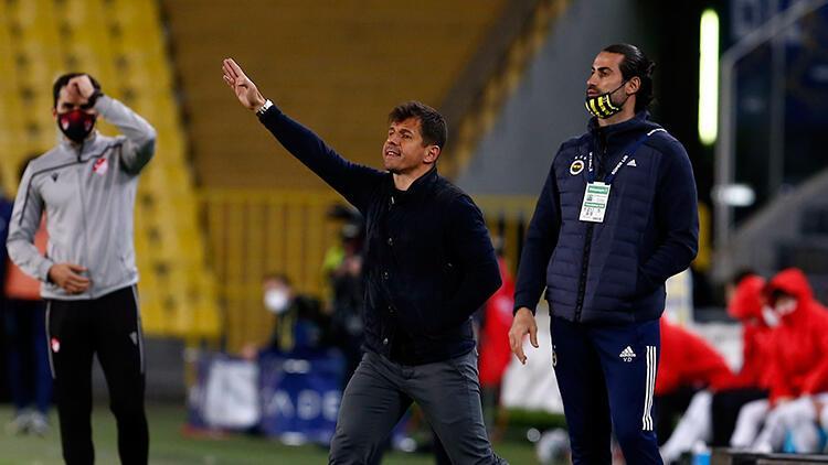 Fenerbahçe'de Emre Belözoğlu rekor fırsatını tepti!