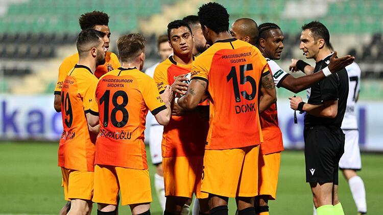 Galatasaray'da penaltı krizi! Önce Mohamed, sonra Donk ve Ömer Bayram...